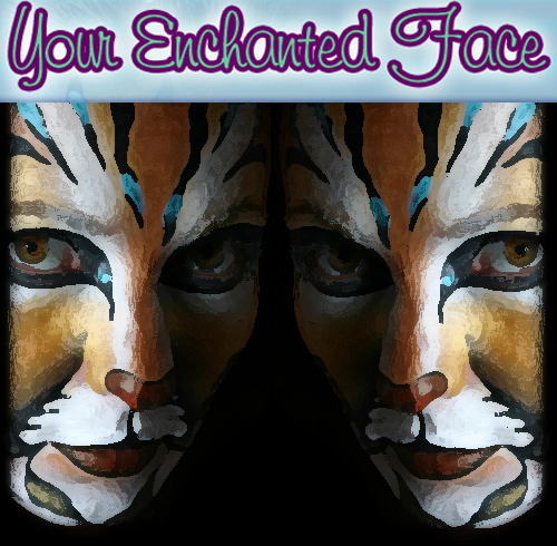 Your face painting business card face paint shop online your face painting business card colourmoves