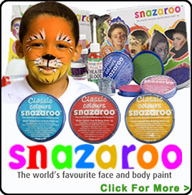 Face Paints by Snazaroo