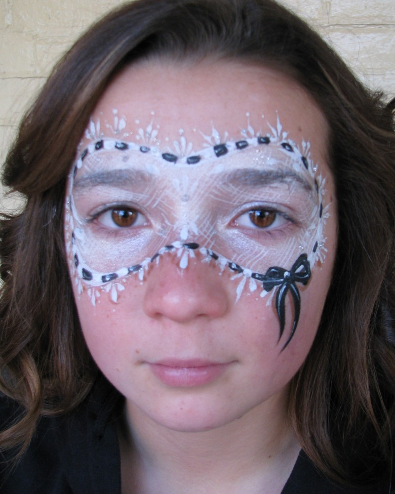 face painting glamorous masks face paint shop online