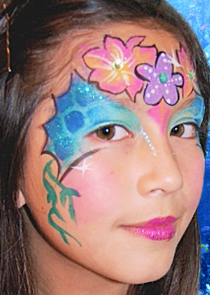 Face Painting Design Books