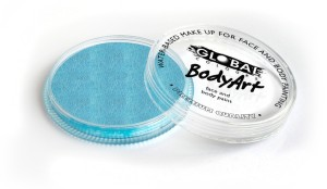 Global Pearl Blue face paint
