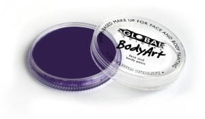 Global Purple Face Paint
