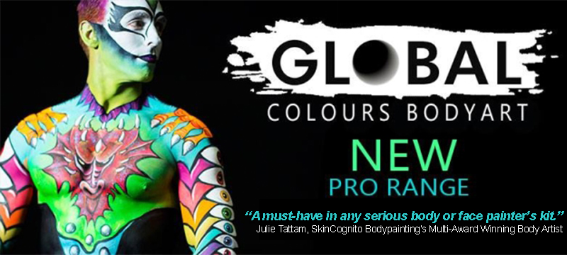 Global Body Art Face Paints