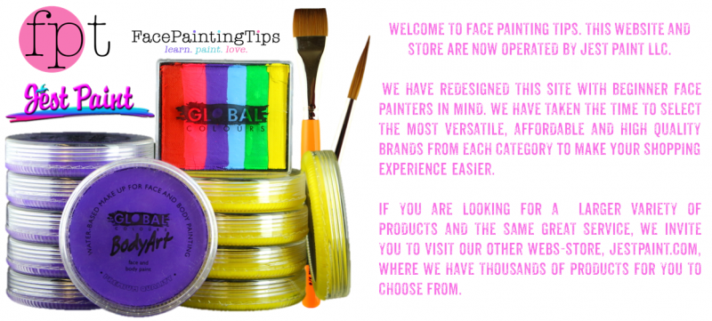 Welcome to Face Painting Tips!