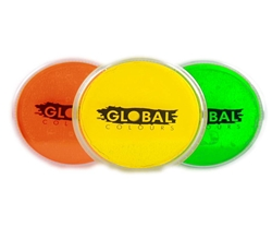 Global Body Art Neon Colors