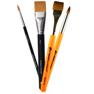 Brushes sponges product categories for Best paint brush brands