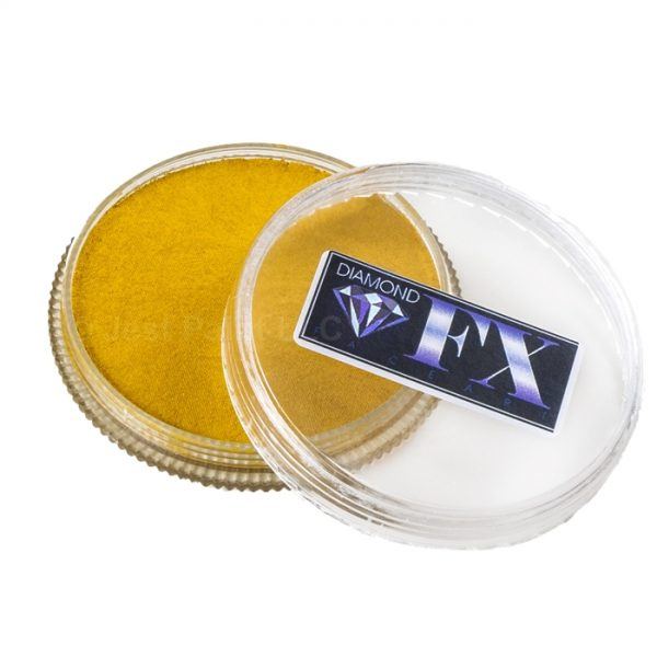 Diamond FX  - Metallic Gold 32gr