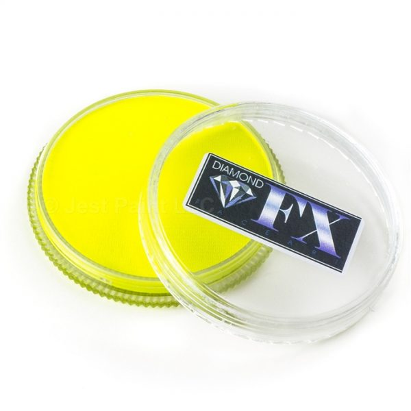 Diamond FX - Neon Yellow 32gr
