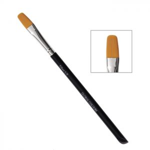 "Global Body Art Brush - 1/2"" Filbert"