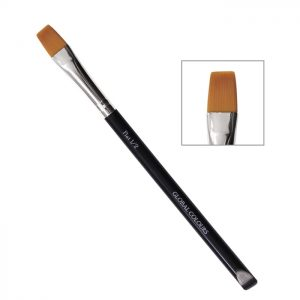 "Global Body Art Brush - 1/2"" Flat"