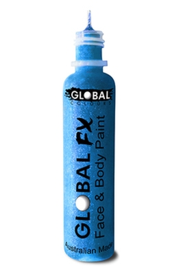 Global FX Glitter Gel - Aqua Blue 36ml/1.2oz