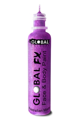 Global FX Glitter Gel - Purple 36ml/1.2oz