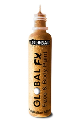 Global FX Glitter Gel - Gold 36ml/1.2oz