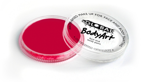 Global Body Art Face Paint - Neon Pink 32gr