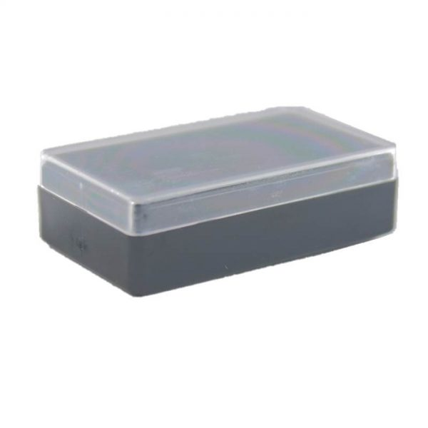 Empty Container for Small 30gr Rainbow Cakes - Black