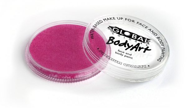 Global Body Art Face Paint - Pearl Magenta 32gr