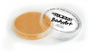 Global Body Art Face Paint - Pearl Apricot 32gr