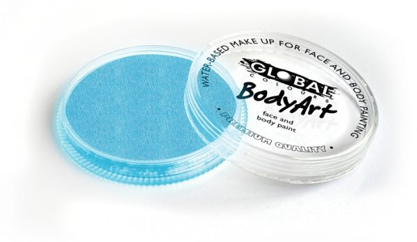Global Body Art Face Paint - Pearl Baby Blue 32gr