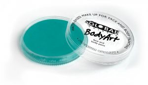 Global Body Art Face Paint - Pearl Green 32gr