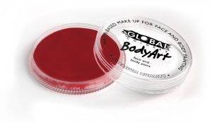 Global Body Art Face Paint - Pearl Merlot 32gr