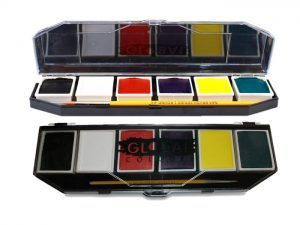 Global Body Art Palette -  6 Standard
