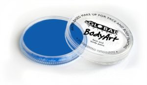 Global Body Art Face Paint - Standard Ultra Blue 32gr