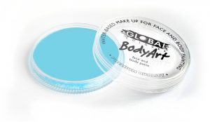 Global Body Art Face Paint - Standard Baby Blue 32gr