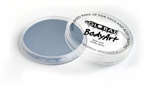Global Body Art Face Paint - Standard Stone Grey 32gr