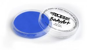 Global Body Art Face Paint - Standard Fresh Blue 32gr