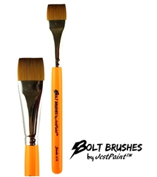 "BOLT Brushes by Jest Paint - 3/4"" Stroke"