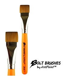 "BOLT Brushes by Jest Paint - 1"" Stroke"