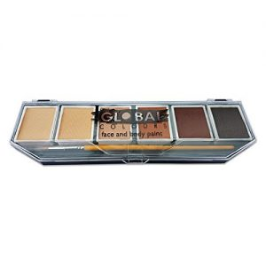 Global Body Art Sample Palette – Skin Tone 60gr